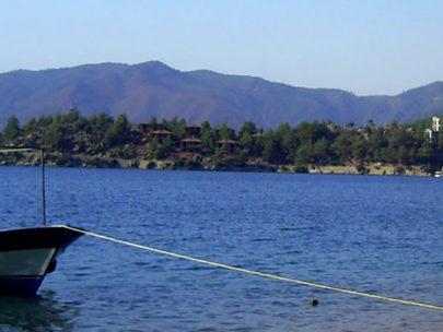 Marmaris Turgut Koyu ve Plajı