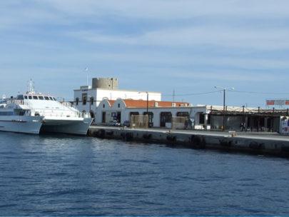 Rodos Adası limanı